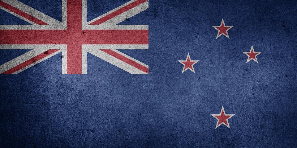 Drohnen-Gesetzte in Neuseeland