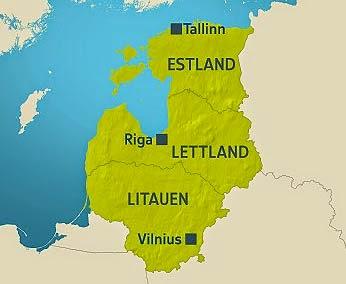 Drohnen-Gesetze in Lettland, Estland und Litauen