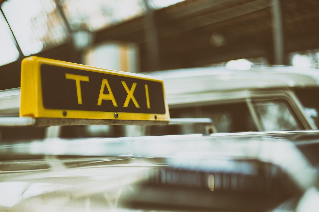 Fliegende Taxis für Dubai